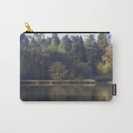 Spring at the Pike Carry-All Pouch
