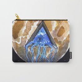 Invisible Teacher Carry-All Pouch