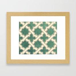 Oriental dream #5 Framed Art Print