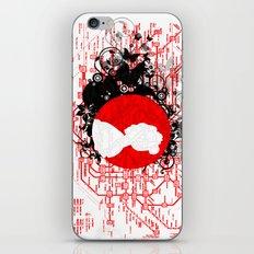 Modern Japan 2 iPhone & iPod Skin