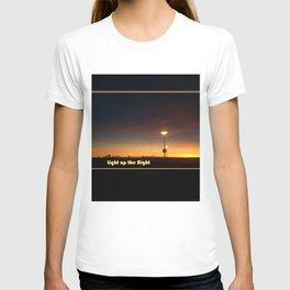 Light up the Night T-shirt