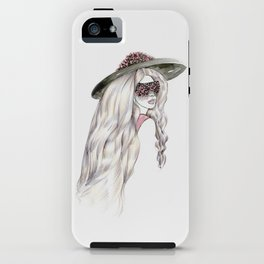 Mount Your Goddess iPhone Case