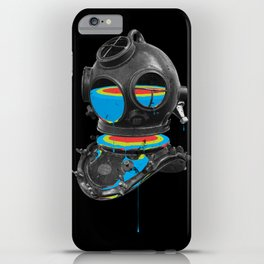 Diver No.12 iPhone Case