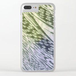 Animal Climb Clear iPhone Case