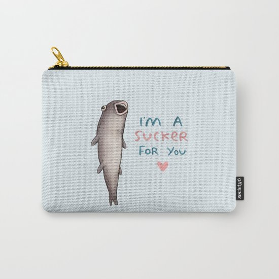 Suckerfish Carry-All Pouch