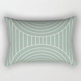 Arch Symmetry XXVIII Rectangular Pillow