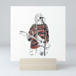 Kurt Mini Art Print