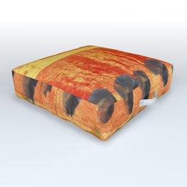 Southwest Palette 1 Outdoor Floor Cushion