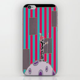 Moon Man 2 iPhone Skin