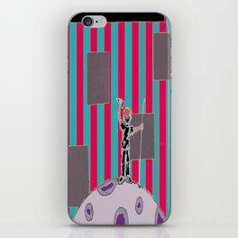 Moon Man 2 iPhone Skin