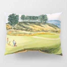 Gleneagles Kings Golf Course Scotland Pillow Sham