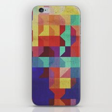 Quartier (ANALOG Zine) iPhone & iPod Skin