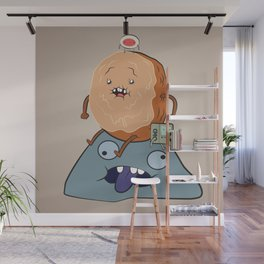 AT - Quiet Time  Wall Mural