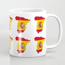 Flag of spain 3-spain,espana, spanish,plus ultra,espanol,Castellano,Madrid,Barcelona Coffee Mug