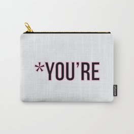 *You're Carry-All Pouch