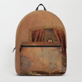 Team Free Will Backpack