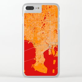 FanMap   NFL Tampa Bay #06 Clear iPhone Case