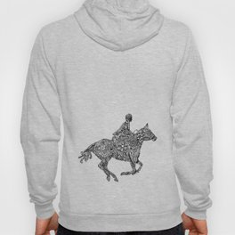 Horse Rider Hoody