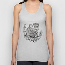 Spirit Bear Unisex Tank Top
