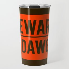 Beware Travel Mug