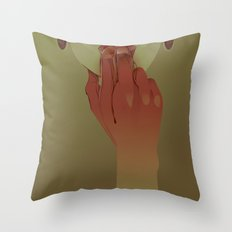 APERITIF II Throw Pillow