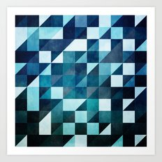 GEO3073 Art Print