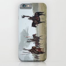 1920 - winged patrol iPhone 6 Slim Case