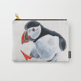 Puffin Babe Carry-All Pouch