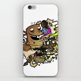 Anacleto! iPhone Skin