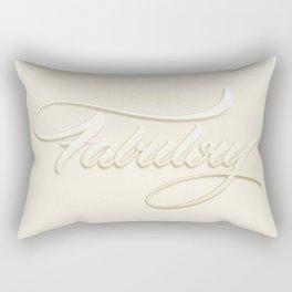 Fabulous Rectangular Pillow