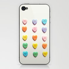 Love Books iPhone & iPod Skin
