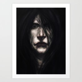 Solitude V Art Print