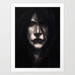 Solitude V Art Print