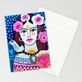 Beautiful Frida Stationery Cards