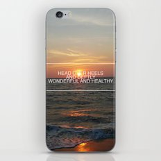 All That You Have to Be iPhone & iPod Skin