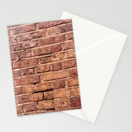 London Brick Wall Stationery Cards