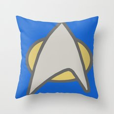 Star Trek, Communicator, 2 Throw Pillow
