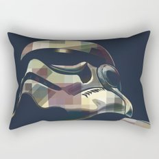 Star War | Storm Trooper Color Square * Movies Inspiration Rectangular Pillow