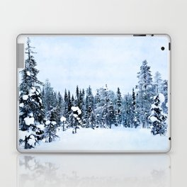 The magic of winter Laptop & iPad Skin