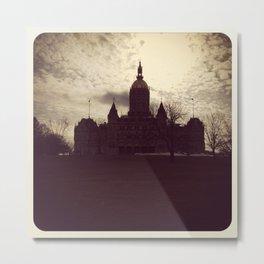 Capitol Building Metal Print
