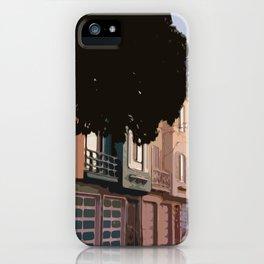 Sunset Houses, San Francisco  iPhone Case