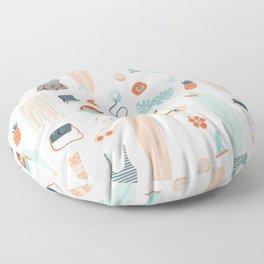 Summer kit Floor Pillow