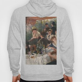 Luncheon of the Boating Party by Renoir Hoody