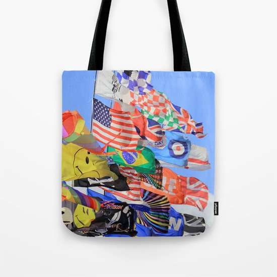Fly the Flag Tote Bag