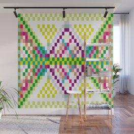Colourful mosaic Wall Mural