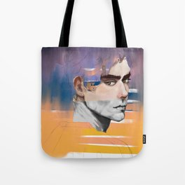 We gather up our hearts and go thousand kisses deep Tote Bag