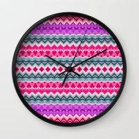 princess Wall Clocks featuring Princess by Ornaart