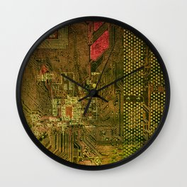 Circuit City Wall Clock