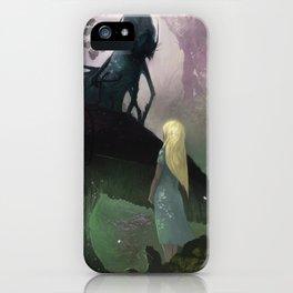 Love of Alice iPhone Case