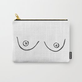 Litty Titty Carry-All Pouch